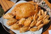 Pokaz kulinarny na Europejskim Festiwalu Smaku