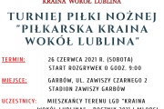 Piłkarska Kraina wokół Lublina